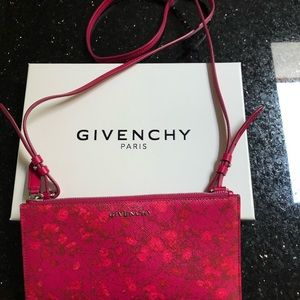GIVENCHY  crossbody pouch - baby's breath